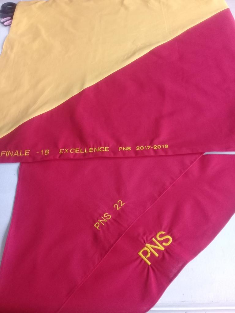 drapeau et bandanas PNS
