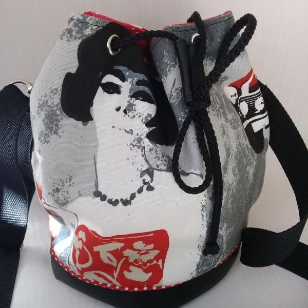 sac seau vintage