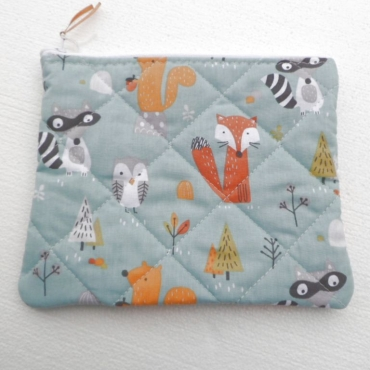 grande trousse plate forest